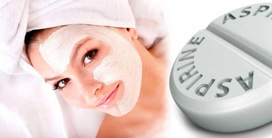 Добавление аспирина в маску для лица, поможет избавиться от морщин, которые, к сожалению, появляются с возрастными изменениями