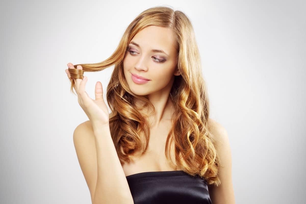 Регулярное применение маски для кончиков волос, показывает незамедлительный положительный эффект