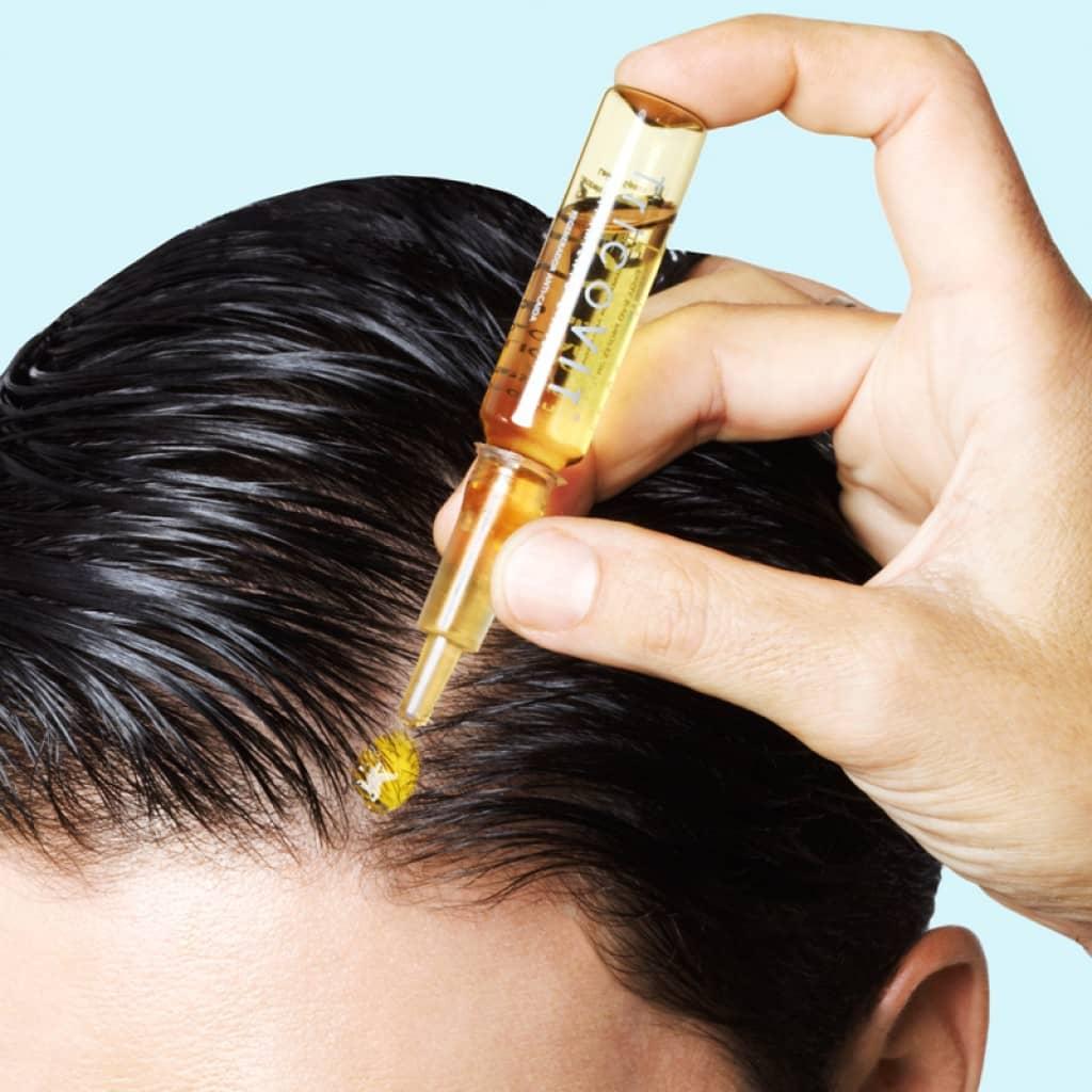 Используя витамины в ампулах в маски для волос, главное — знать чувство меры, а лучше всего проконсультироваться со специалистом