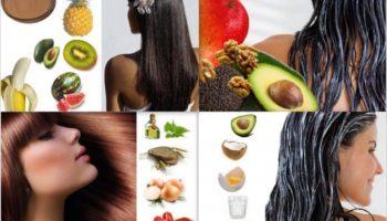 Натуральные маски для ломких волос в домашних условиях