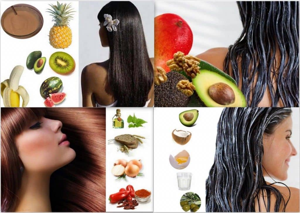 Натуральная маска для волос — лучшее и эффективное средство по уходу за волосами