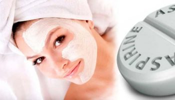 Простая маска для лица с аспирином и медом: отзывы