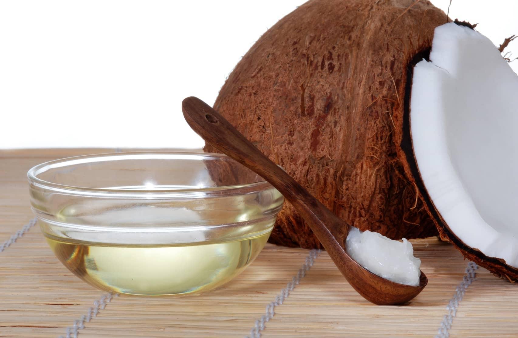 Отличный маска для активации роста волос — использование кокосового масла с медом