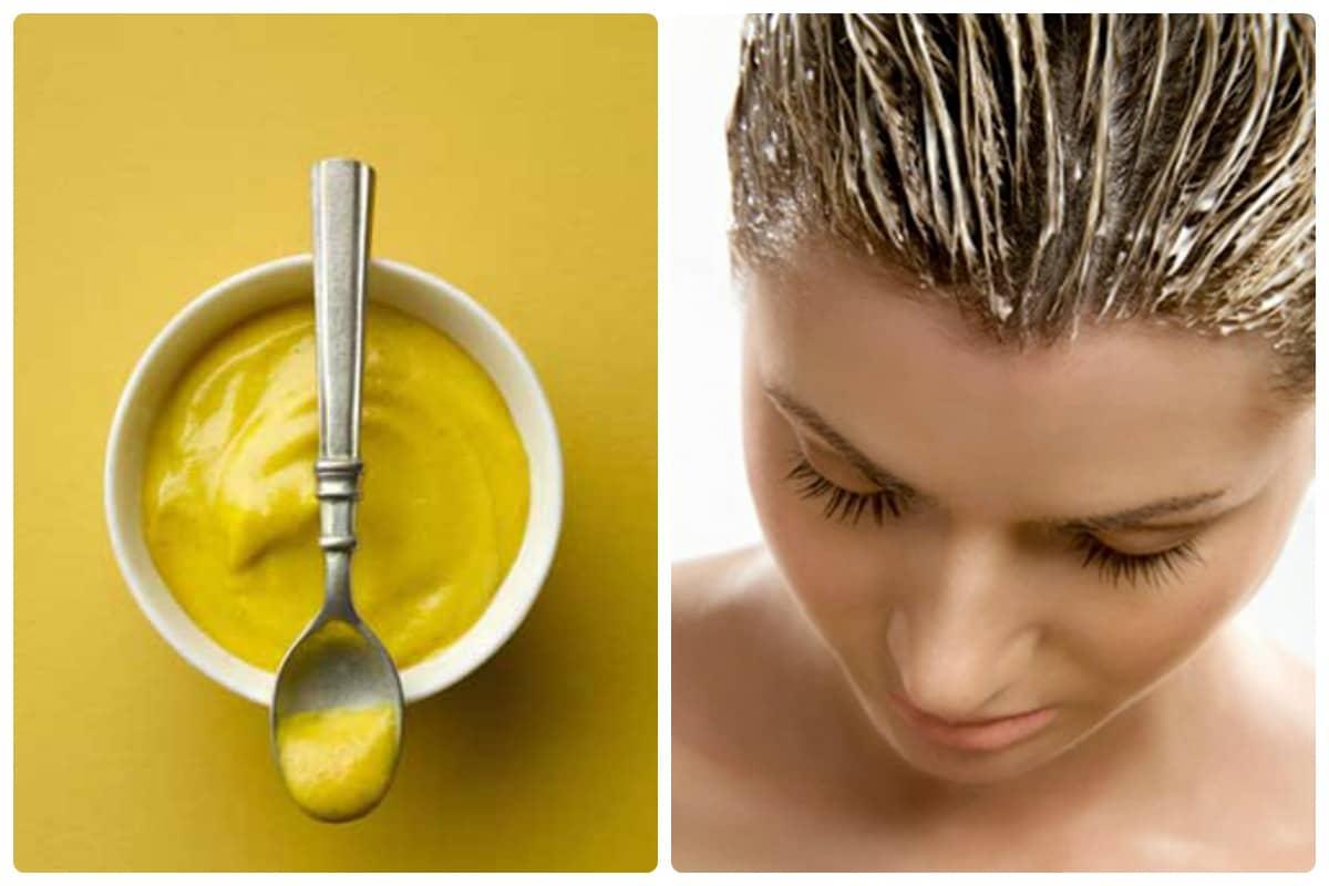 Многие девушки, которые уже испробовали горчичную маску для волос, заметили мгновенный положительный эффект