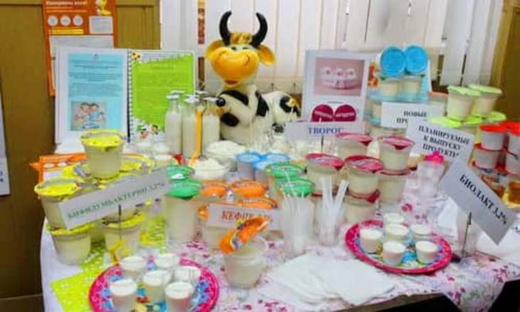 В 2018 году набор молочной кухни сформирован так, чтобы питание для ребенка было полноценным и разнообразным