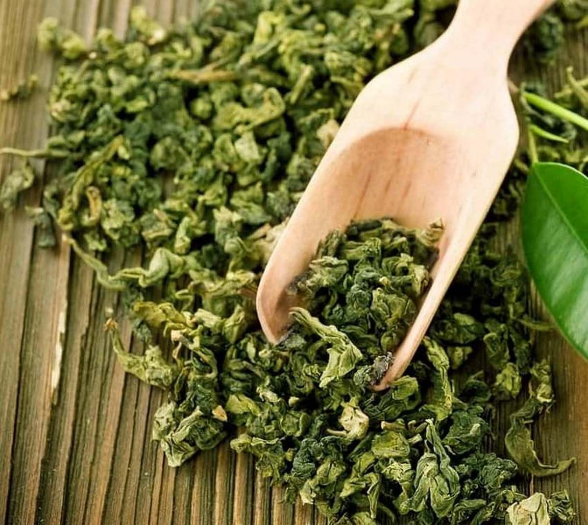 Зеленый чай — незаменимый ингредиет в приготовлении омолаживающей маски для лица