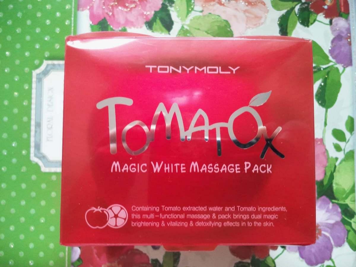 После нескольких применения томатной маски Тони Моли, ваша кожа лица будет выглядеть ухоженной и здоровой