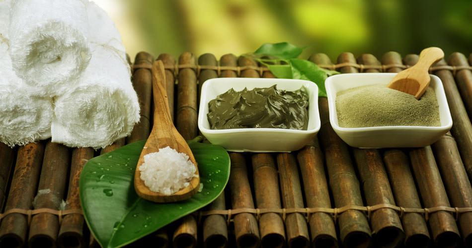 Ламинария способна снять усталость и воспалительный процесс на коже