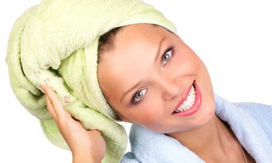 Эффект от медово-коричной маски заметен на коротких волосах уже после первой процедуры