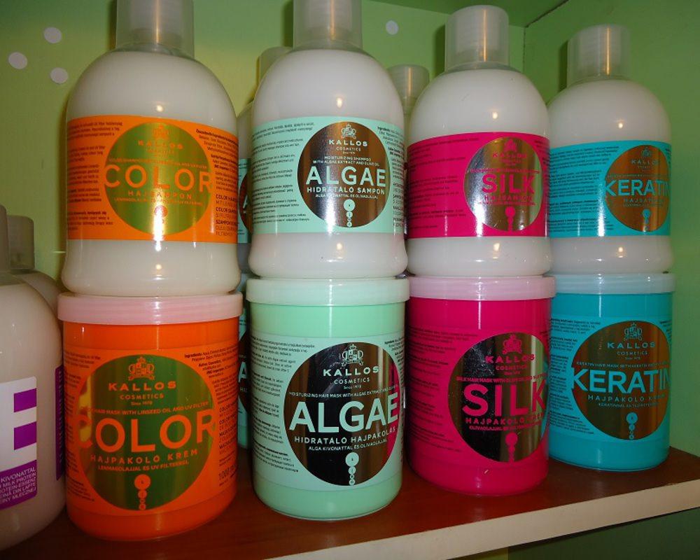 Продукция от компании Kallos Cosmetics создана на основе натурального сырья, что прекрасно подходит для лечения и восстановления волос