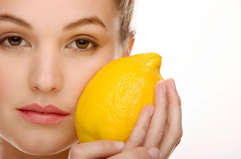Маски на основе лимона особо эффективные при отбеливании кожи