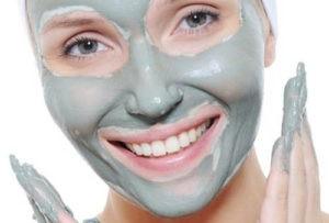 Чудо-маски из голубой глины для лица
