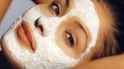 Питательная маска из сметаны для лица