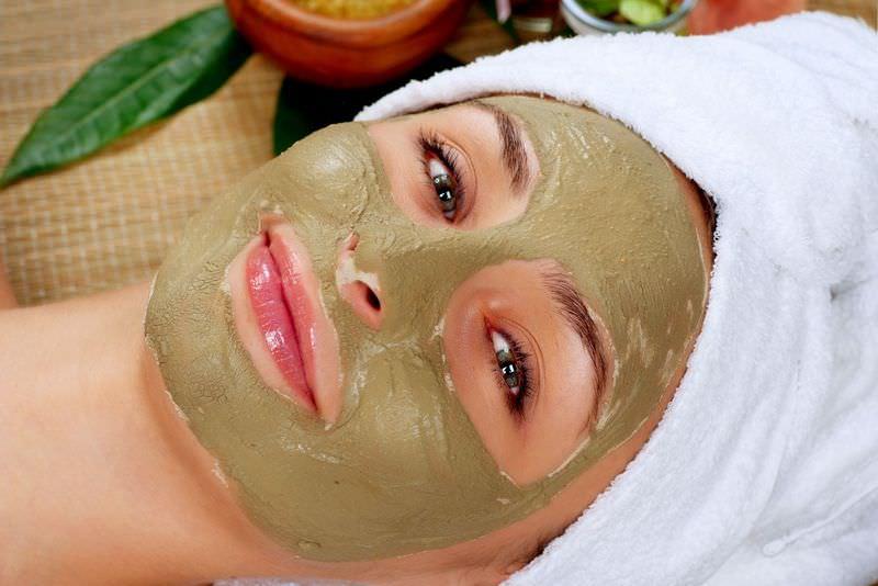 Для первого применения маски из бодяги максимальное время процедуры должно составлять не более семи минут