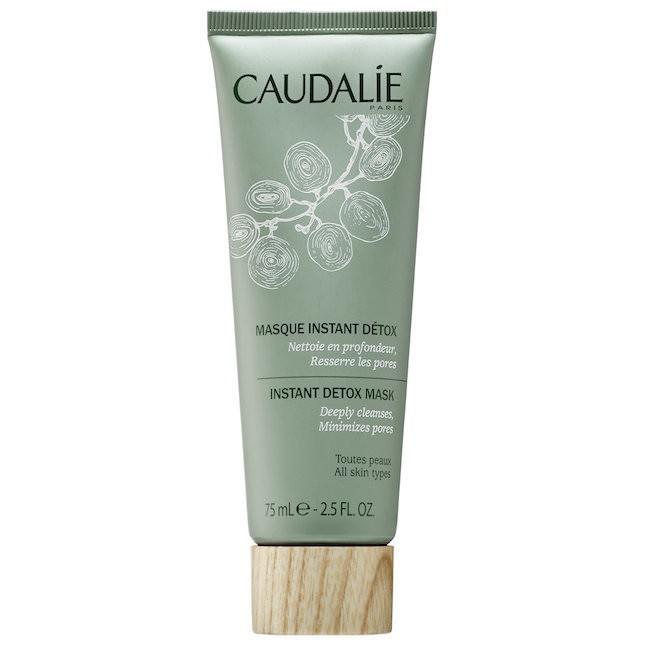Маска для лица «Сaudalie» способствует борьбе с несовершенствами кожи