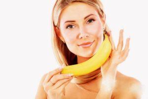 Полезная маска для лица из банана: 5 домашних рецептов