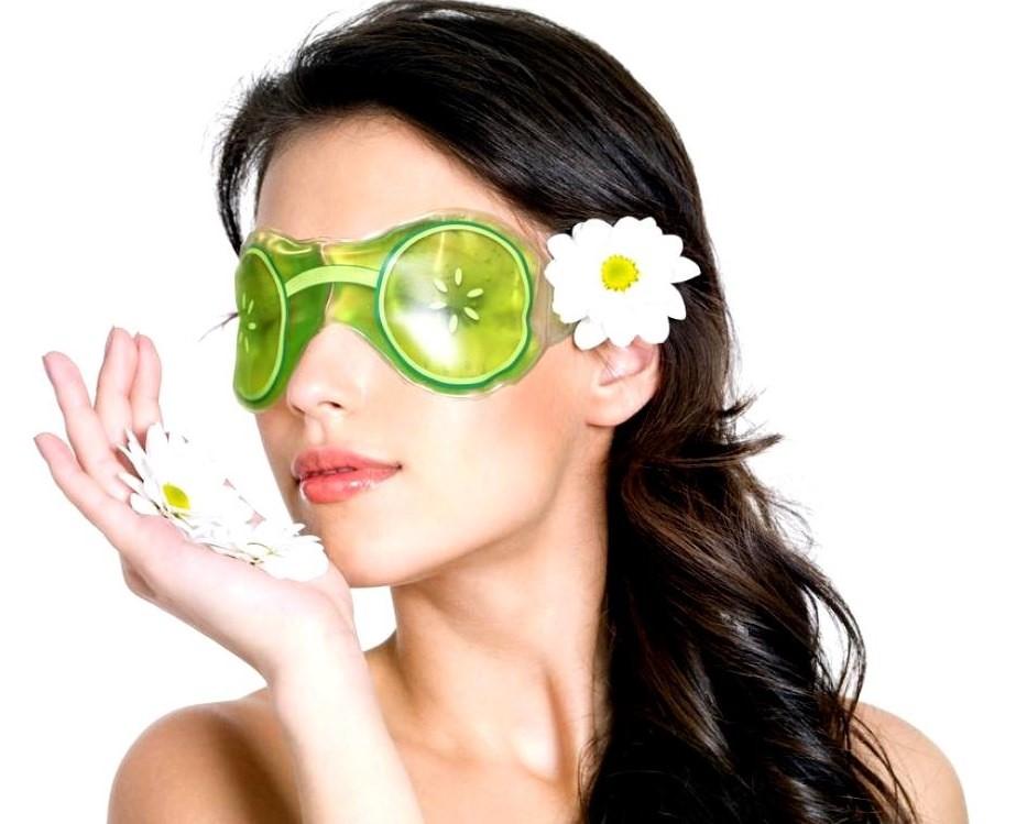 Маска для глаз «Eyes Cover» повышает упругость и свежесть кожи