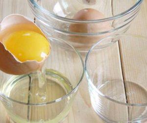 Домашняя маска от черных точек из яйца: 9 разных вариантов