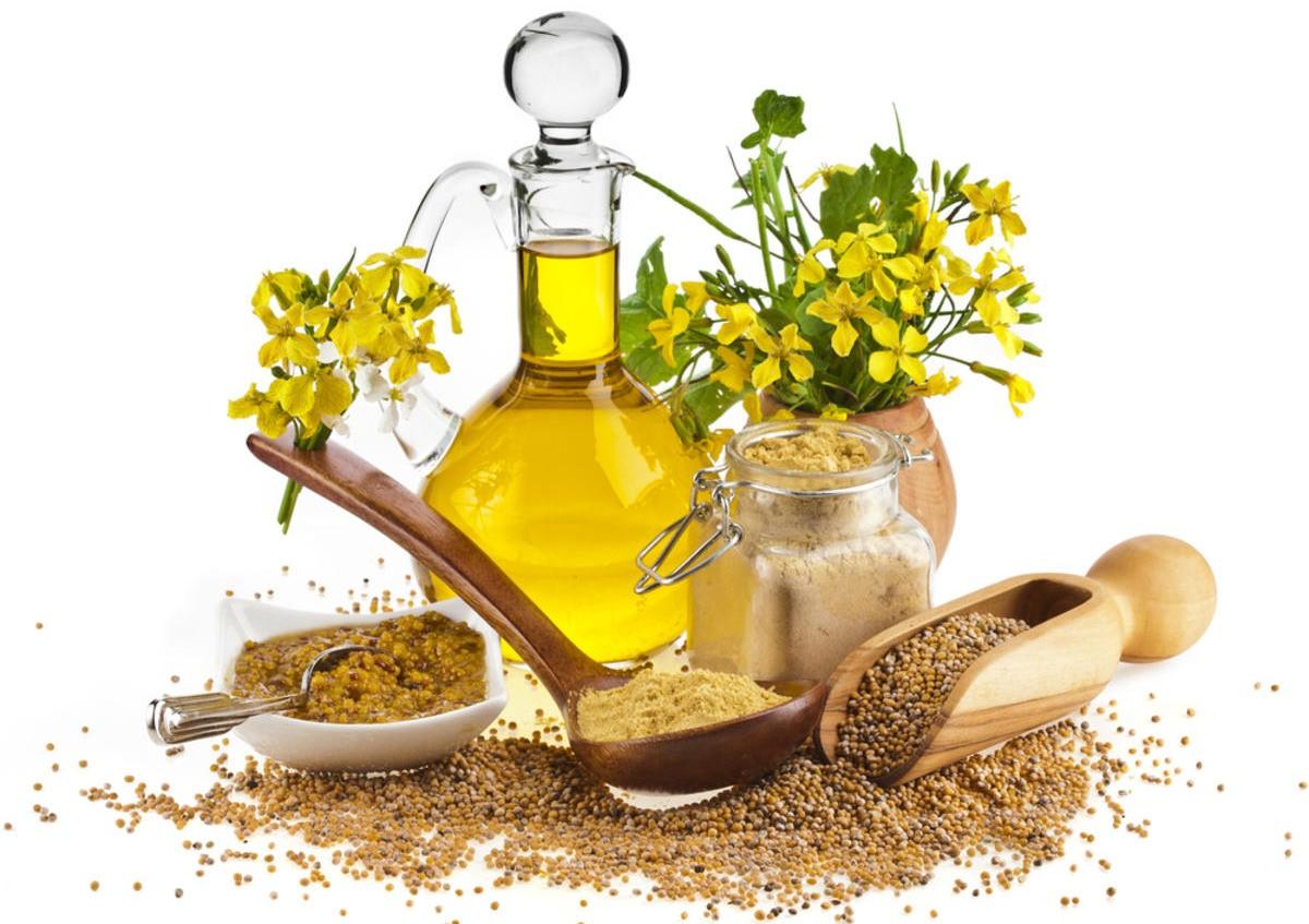 Для укрепления слабых волос сможет помочь маска с горчицей и оливковым маслом