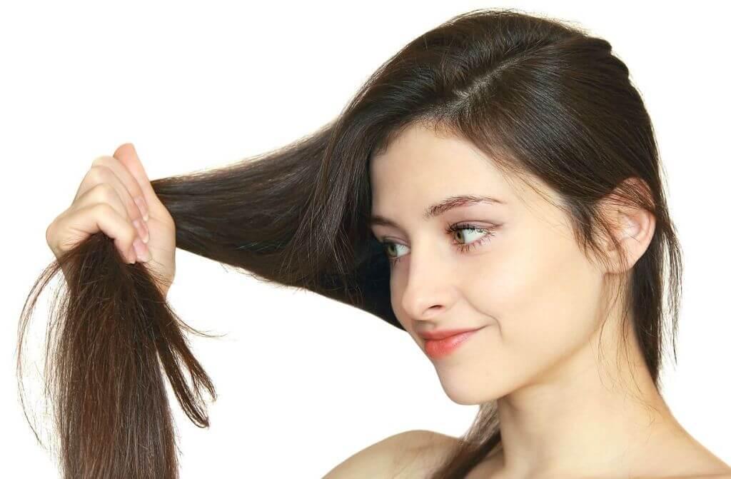 После использования маски линии «Planet Spa» волосы становятся мягкими и ровными