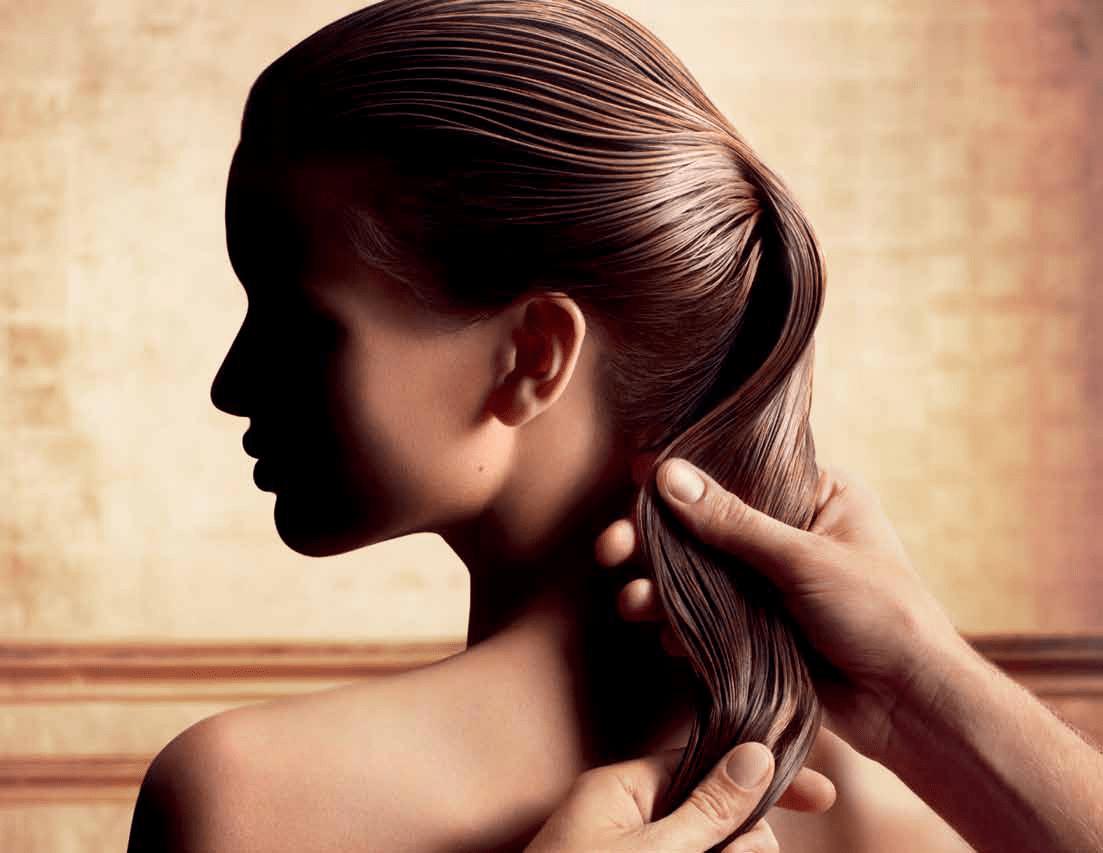 Маска на основе оливкового масла укрепит волосы, вернет им силу и блеск