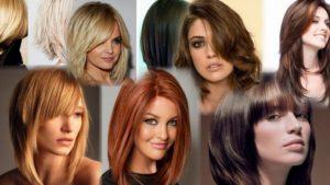 Варианты оригинальных и красивых стрижек на волосы средней длины