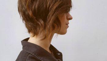 6 стильных растрёпанных причёсок, которые совсем не выглядят неаккуратным