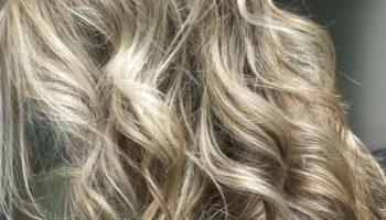 Как сделать красивое мелирование на светлые волосы
