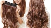 Как правильно крепить накладные волосы для причесок