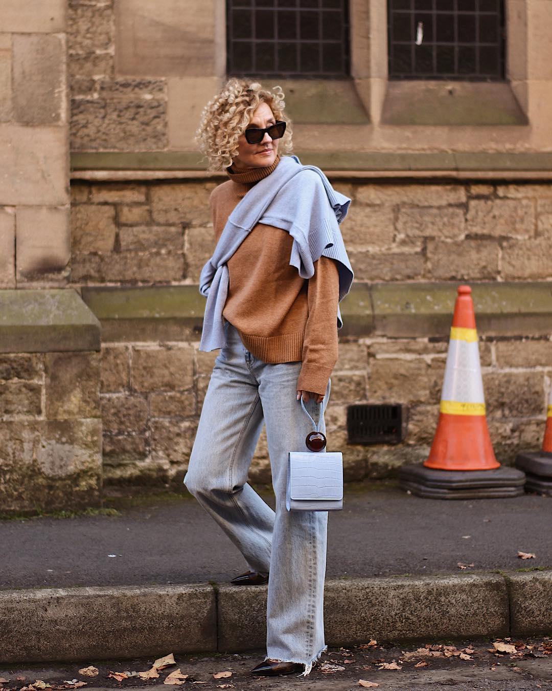 Стильная многослойность: как одеться интересно и тепло