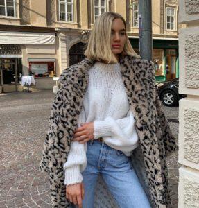 Стильный леопард: как носить спорный принт и не выглядеть вульгарно