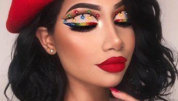 6 роскошных фантазийных вариантов макияжа от визажиста из Торонто