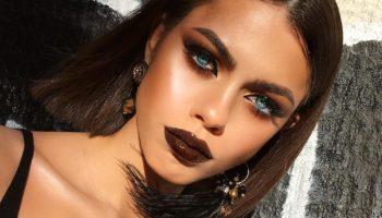 Нарушая правила: 6 примеров роскошного макияжа, в котором два акцента