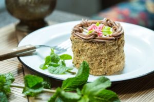 Тест: Отгадайте название торта