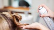 Нестандартные оригинальные способы использования лака для волос