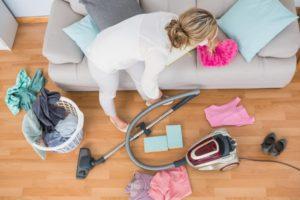 Навести порядок в доме без химии поможет список продуктов чистюль