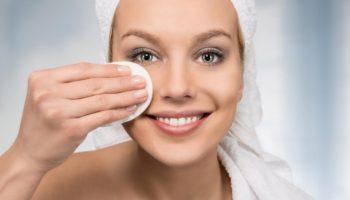 Как удалять макияж с лица при помощи домашних средств
