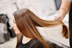 Особенности процедуры биоламинирования волос