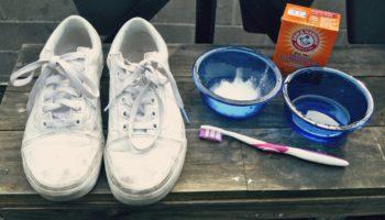 Что нужно знать о чистке тряпичных кед: эффективные способы