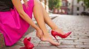 Лучшие 7 секретов безупречной походки на каблуках