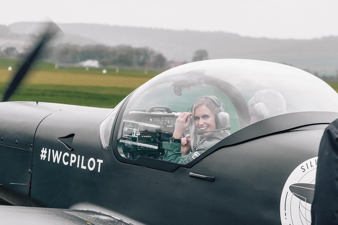 Леди в небе: женщины-пилоты, которые могли бы сойти за финалисток конкурса красоты