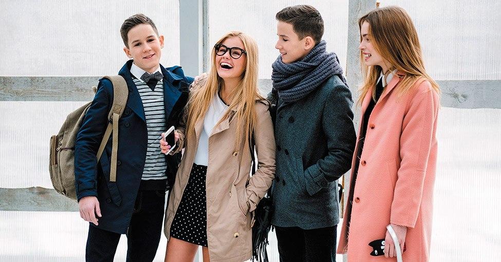 Модная и стильная одежда для подростков и современные тенденции 2021 года