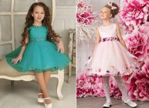 Самые красивые платья на выпускной в детском саду, обзор моделей и правила выбора