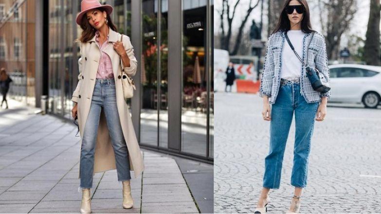 джинсы для женщин