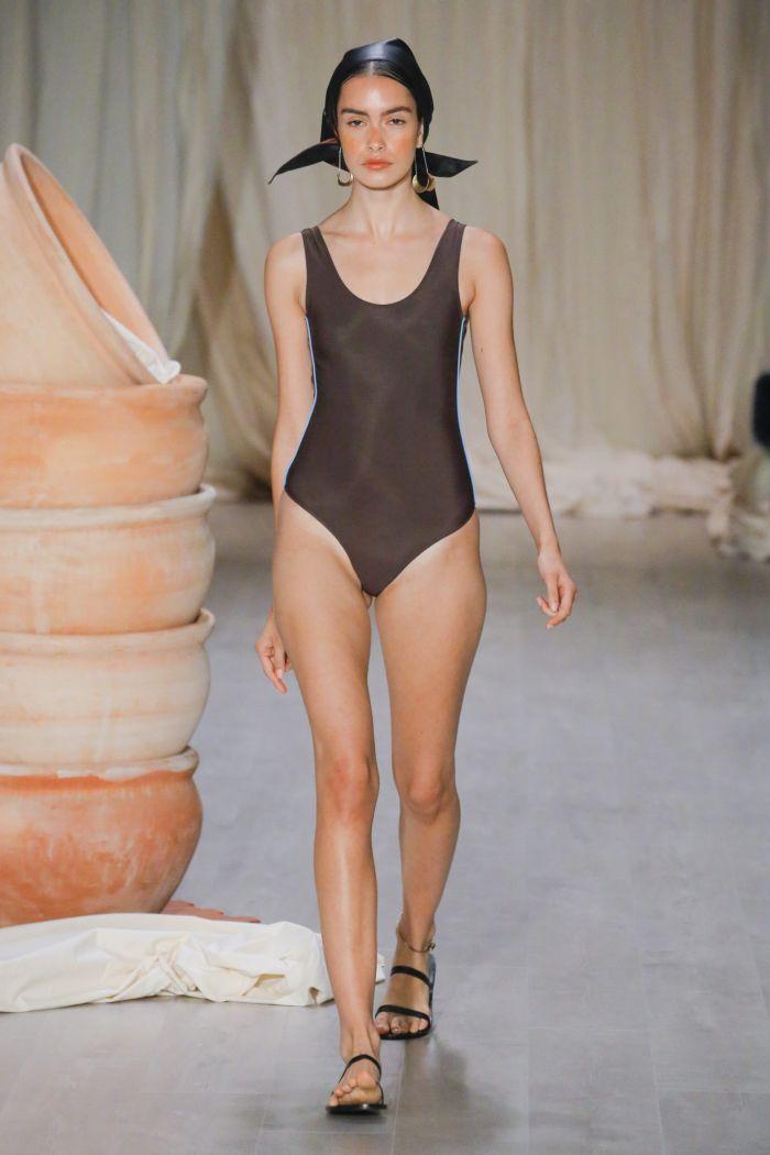 модные купальники Hermes