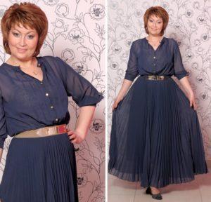 Модные и элегантные фасоны платьев для 50-летних женщин, что можно и нельзя надевать
