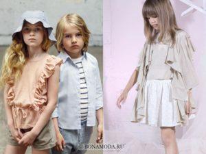 Новинки и тенденции детской моды 2019 года и как выбрать крутой образ