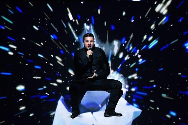 певец лазарев