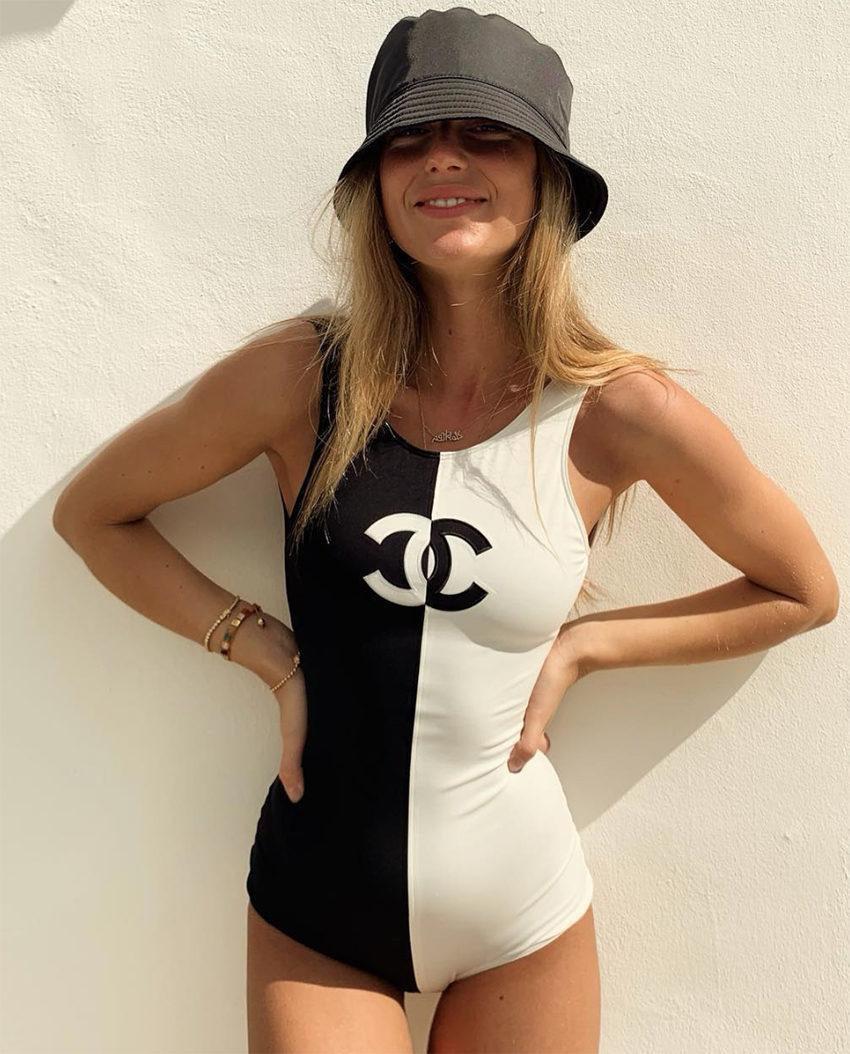 купальники Chanel