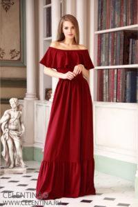 Красивые фасоны платьев с открытыми плечами, аксессуары и как их носить